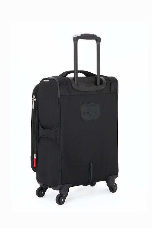 "SWISSGEAR 7676 20"" Expandable Spinner Luggage on optimum maneuverability"