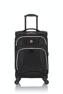 """SWISSGEAR 7676 20"""" Expandable Liteweight Spinner Luggage"""