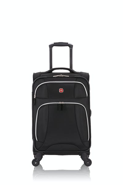 "Swissgear 7676 19"" Expandable Liteweight Spinner Luggage"