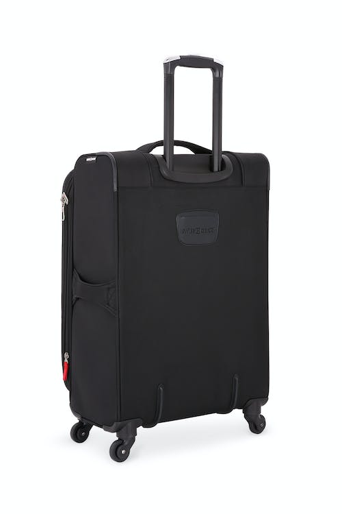 "SWISSGEAR 7676 24.5"" Expandable Spinner Luggage optimum maneuverability"