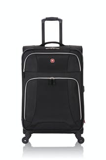 "SWISSGEAR 7676 24.5"" Expandable Liteweight Spinner Luggage"