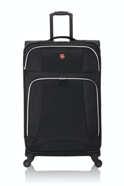 "Swissgear 7676 28"" Expandable Liteweight Spinner Luggage"