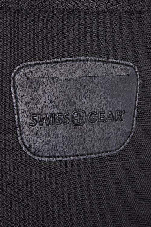 "SWISSGEAR 7676 20"" Expandable Spinner Luggage Integrated ID tag"