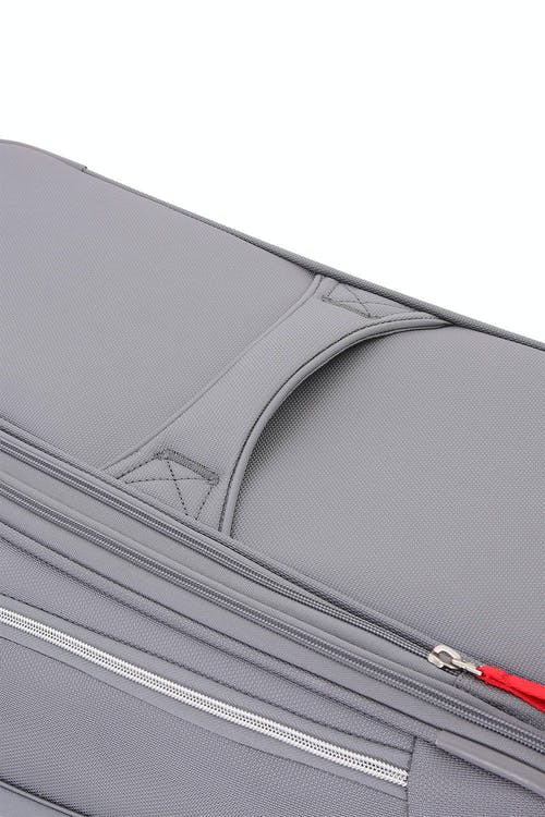 SWISSGEAR 7676 Expandable Spinner Luggage  Liteweight reinforced top & side handles