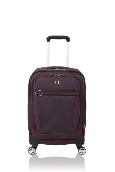 "Swissgear 7760 19"" 8-Wheel Spinner Luggage - Purple"