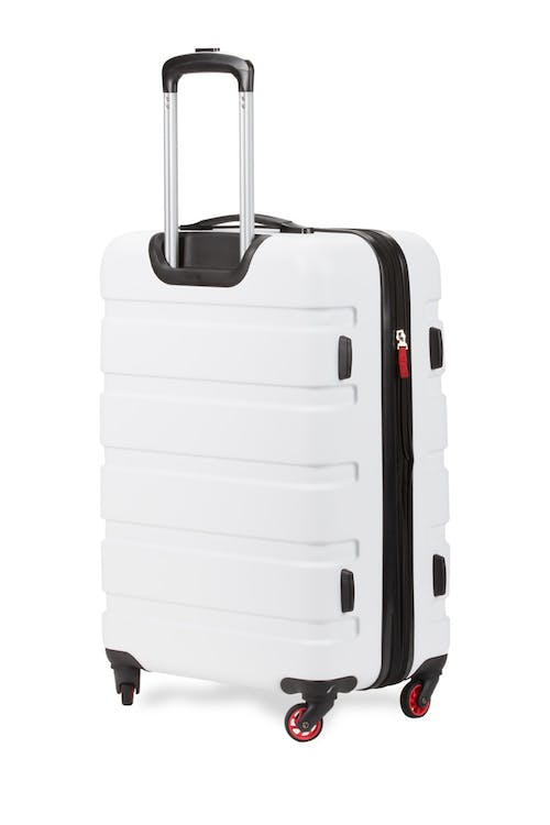 "Swissgear 7366 23"" Expandable Hardside Luggage - Hardside split-case body"