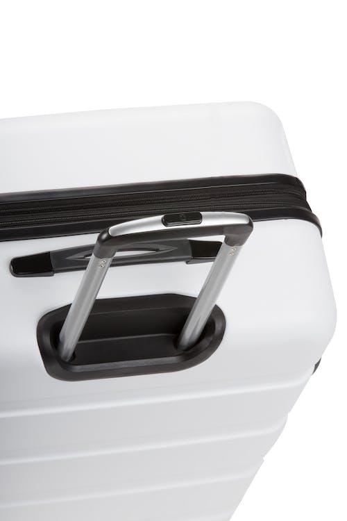 "SWISSGEAR 7366 23"" Expandable Hardside Luggage - Premium push-button telescopic handle"