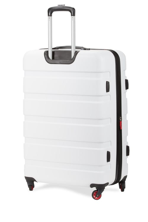 "Swissgear 7366 27"" Expandable Hardside Luggage - Hardside split-case body"