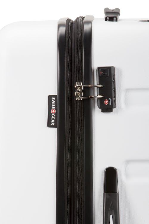 "SWISSGEAR 7366 27"" Expandable Hardside Luggage - TSA-approved lock"