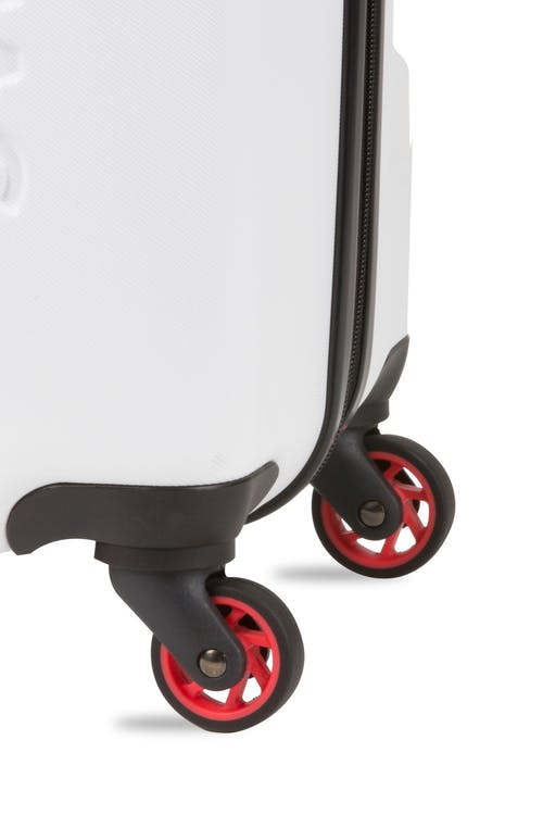 "SWISSGEAR 7366 27"" Expandable Hardside Luggage - Four 360-degree wheels"