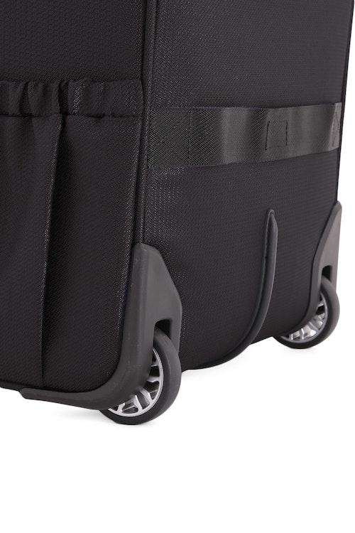 Swissgear 7850 Checklite Liteweight Underseat Luggage Black