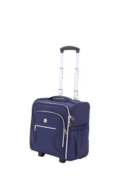Swissgear 7850 Checklite Liteweight Underseat Luggage - Navy Cover