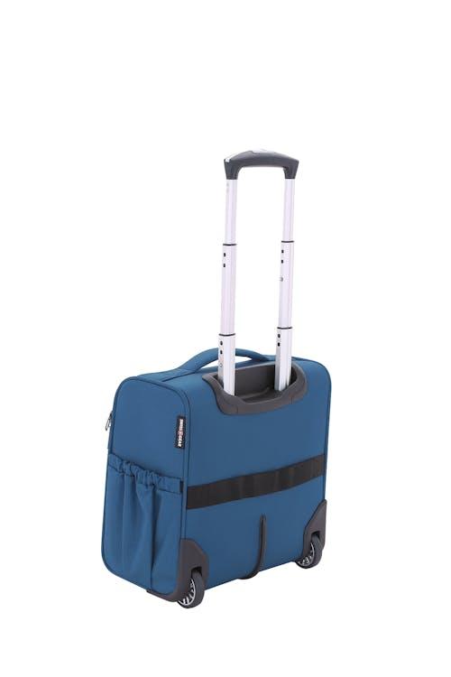 Swissgear 7850 Checklite Liteweight Underseat Luggage extended handle