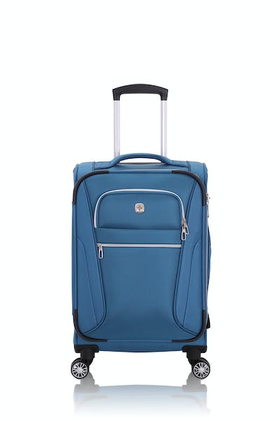 "Swissgear 7850 Checklite 20"" Expandable Liteweight Pilot Case Luggage"