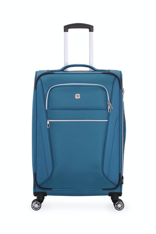 "Swissgear 7850 Checklite 24.5"" Expandable Liteweight Upright Luggage Reinforced, padded, top & side handles"