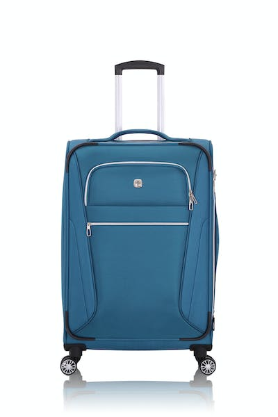 "Swissgear 7850 Checklite 24.5"" Expandable Liteweight Upright Luggage"