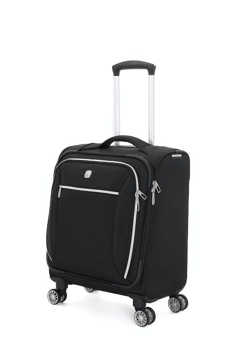 "Swissgear 7850 17"" Checklite Liteweight Business Companion Carry-On Luggage - Black"