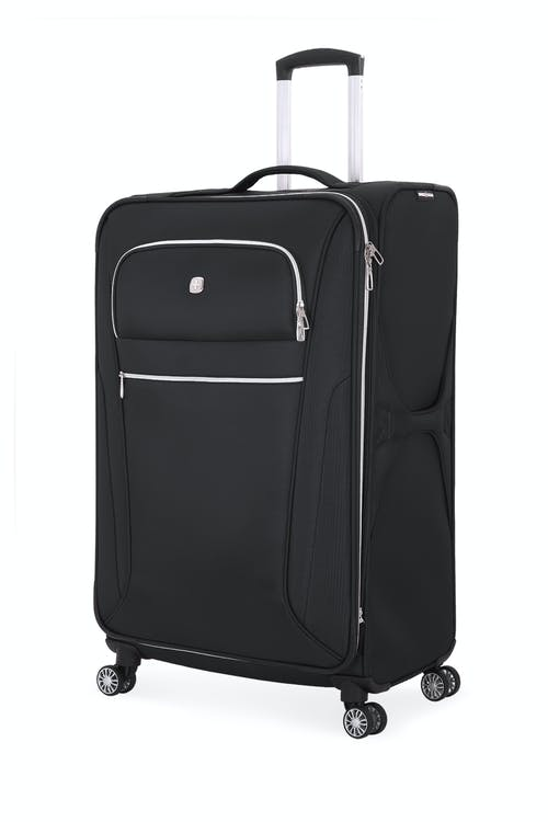 """Swissgear 7850 Checklite 29"""" Expandable Liteweight Upright Luggage - Black"""