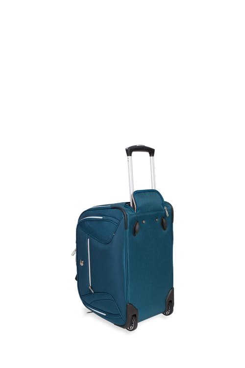 "Swissgear 7850 Checklite 19"" Wheeled Duffel Bag Quiet wheels"