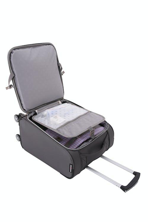 "Swissgear 7850 Checklite 17"" Liteweight Business Companion Interior mesh sleeve pocket"
