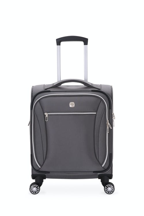 "Swissgear 7850 17"" Checklite Liteweight Business Companion Carry-On Luggage Front-access business compartment"