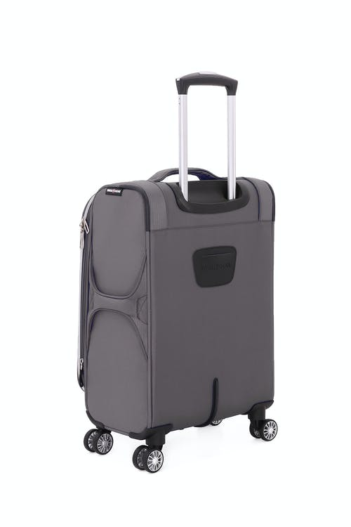 """Swissgear 7850 Checklite 20"""" Expandable Liteweight Pilot Case Luggage Reinforced, padded, top & side handles"""