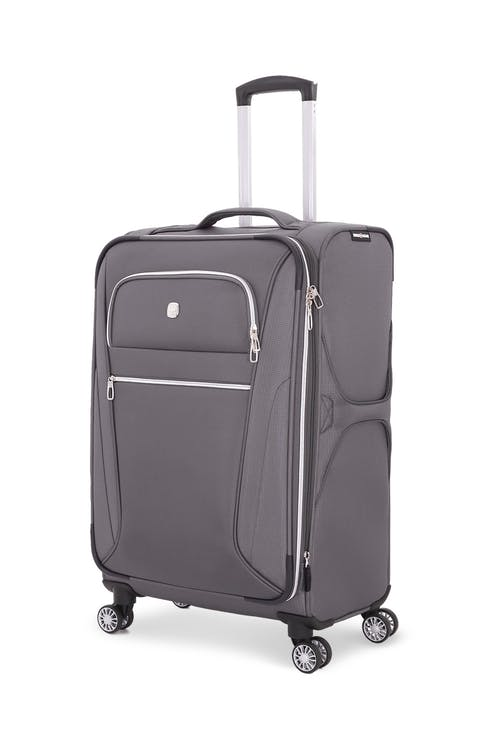 "Swissgear 7850 Checklite 24.5"" Expandable Liteweight Luggage"