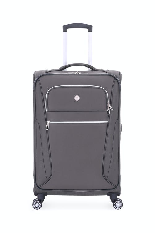 "Swissgear 7850 Checklite 24.5"" Expandable Liteweight Luggage Reinforced, padded, top & side handles"