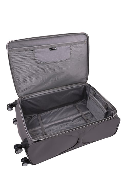 "Swissgear 7850 Checklite 29"" Expandable Liteweight Upright Luggage Large interior zippered mesh pocket"