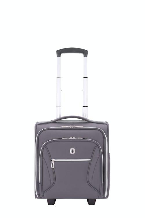 Swissgear 7850 Checklite Liteweight Underseat Luggage Two front pockets w/ organizer pocket