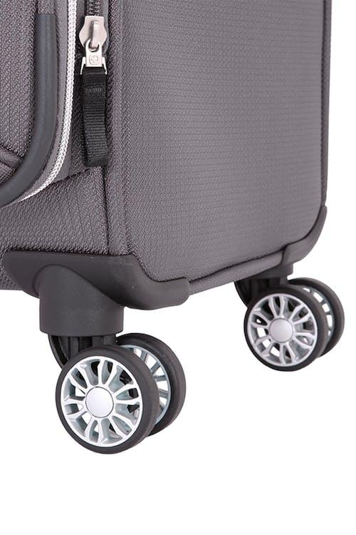 Swissgear 7850 Checklite Liteweight Underseat Luggage Quiet wheels