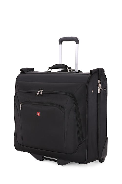 Swissgear 7895 Zurich Full Sized Wheeled Garment Bag - Black