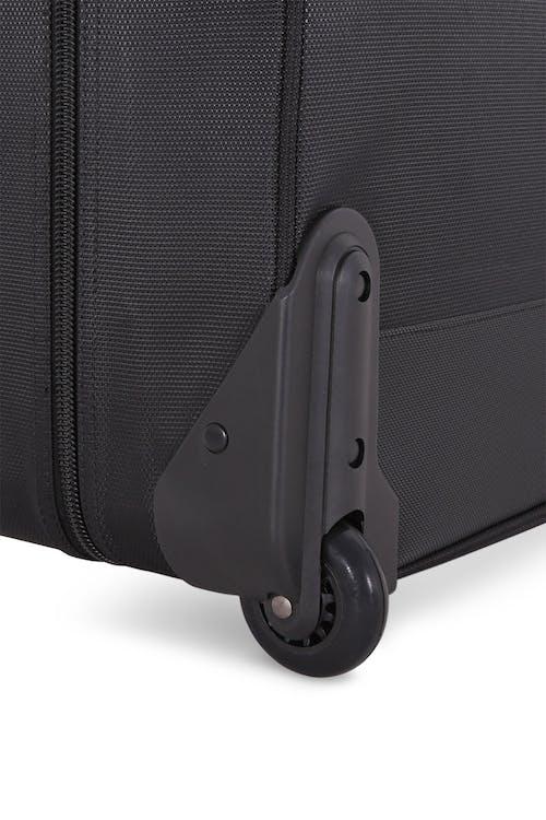Swissgear 7895 Zurich Full Sized Wheeled Garment Bag aluminum rolling system