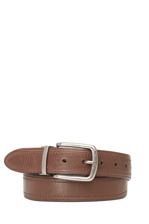 Swissgear Reversible Casual Belt - Black/Brown