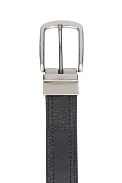Swissgear Reversible Casual Belt - Black Side
