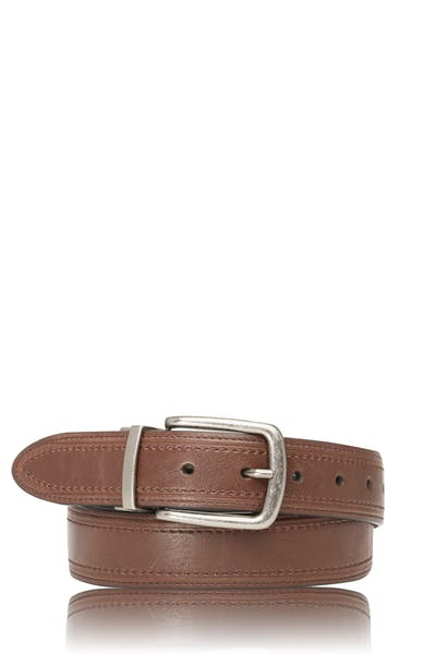 Swissgear Reversible Casual Belt - Black/Brown