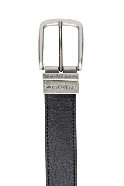 Swissgear Reversible Casual Belt - Black Side