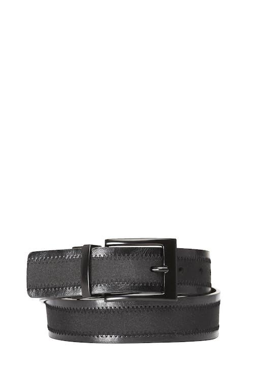 Swissgear Reversible Dress Belt - Black