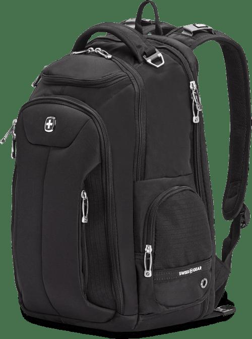 SWISSGEAR 5527 SCANSMART BACKPACK - BLACK