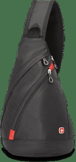 SWISSGEAR 0361 MINI SLING BAG - BLACK