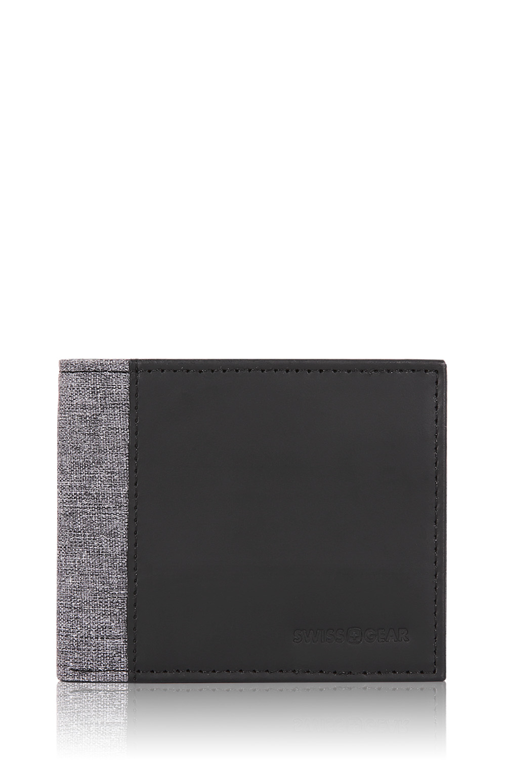 Swissgear Brig Bifold Wallet With Slide Out Card Case