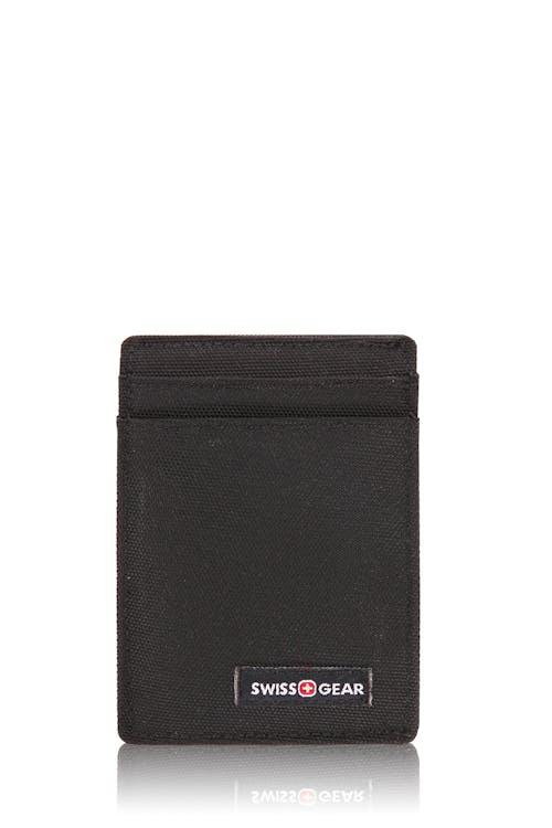 SWISSGEAR Money Clip Nylon - Black