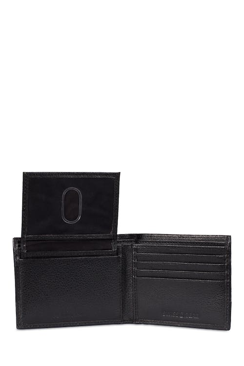 SWISSGEAR Wallet Passcase w/ Card Case - Bifold construction