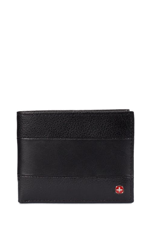 SWISSGEAR Wallet Passcase w/ Card Case - Two additional slip pockets