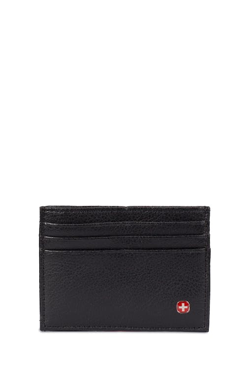 SWISSGEAR Wallet Passcase w/ Card Case - Four card slots