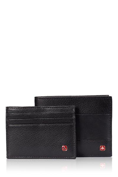 SWISSGEAR Wallet Passcase w/ Card Case