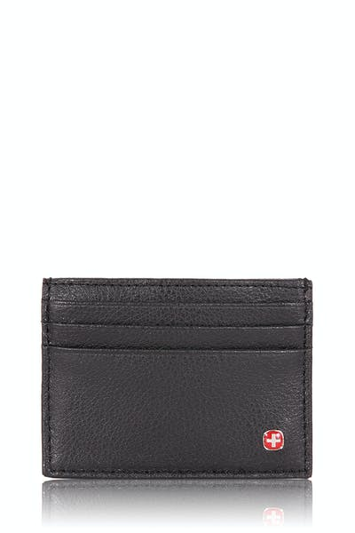 SWISSGEAR Seven Pocket Card Case - Black