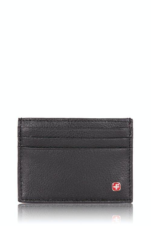 SWISSGEAR Seven Pocket Card Case - Black