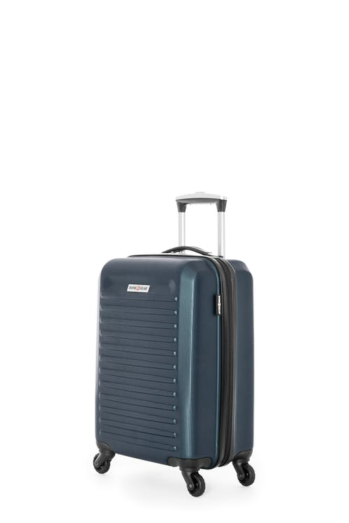 Swissgear Intercontinental Collection Carry-On Hardside Luggage - Blue