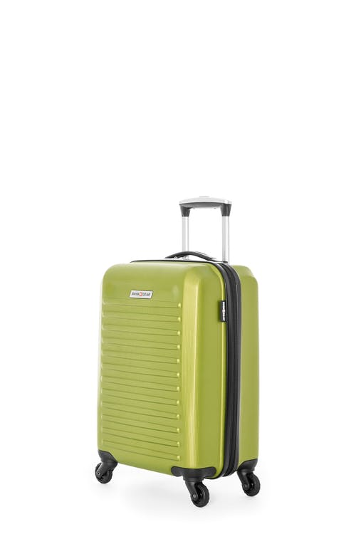 Swissgear Intercontinental Collection Carry-On Hardside Luggage - Lime Green